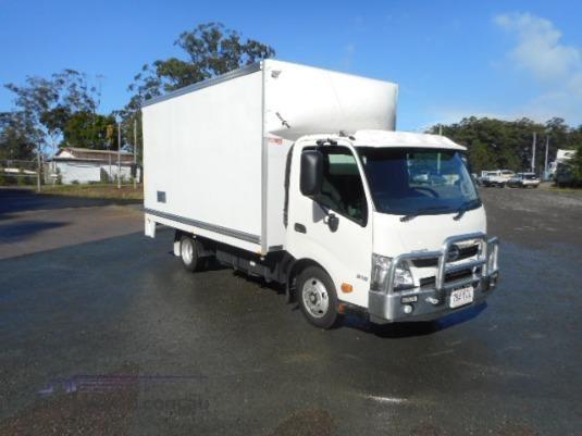 2018 Hino 300 Series 616 Auto Trucks for Sale