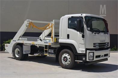 ISUZU FVR Trucks For Sale - 52 Listings | MarketBook ca