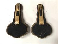Shoulder Cuffs Civil War Baker & McKenney  New