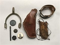 Triple K Holster & Civil War Era Items