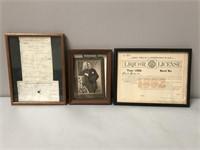 Liquor License 1892 & More
