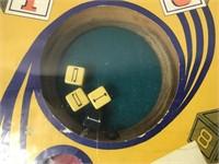 I Owe You Antique Arcade Machine W/ Key
