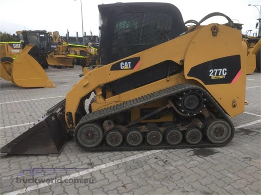 2008 Caterpillar 277C - Heavy Machinery for Sale
