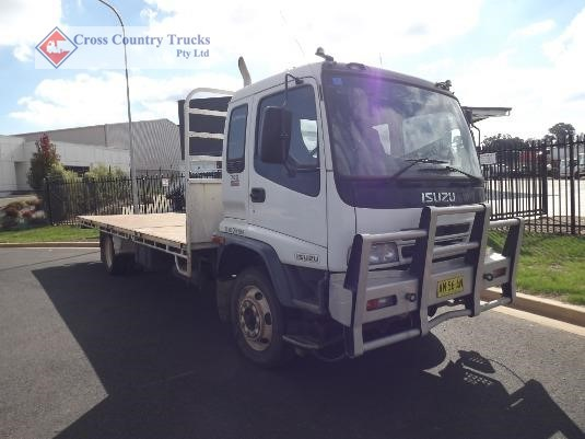 2006 Isuzu FSR 700 Cross Country Trucks Pty Ltd - Trucks for Sale