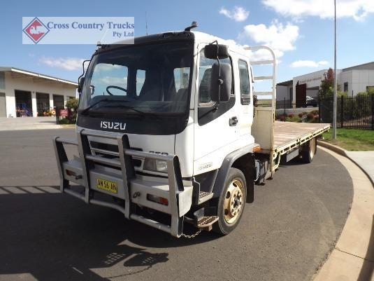 2006 Isuzu FSR 700 Cross Country Trucks Pty Ltd - Trucks for Sale