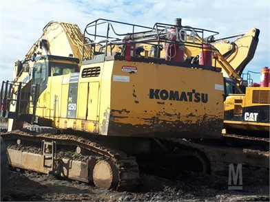 KOMATSU PC1250 For Sale - 31 Listings | MarketBook ca - Page 1 of 2