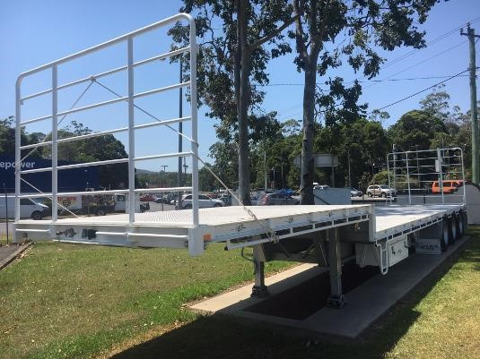 2018 Panus 45ft Drop Deck Trailer - Trailers for Sale