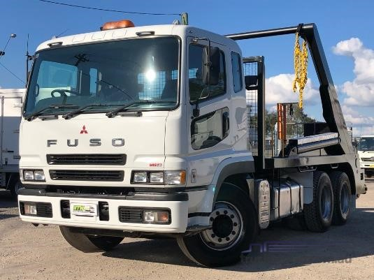 2010 Fuso FV - Trucks for Sale