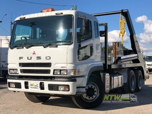 2010 Fuso FV National Truck Wholesalers Pty Ltd - Trucks for Sale