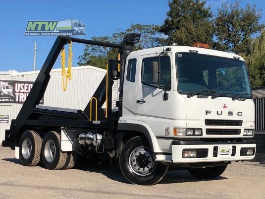 2010 Fuso FV National Truck Wholesalers Pty Ltd - Trucks for Sale