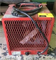 Dayton Heavy Duty portable Heater Model 3VU34