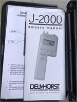 Delmhorst Instrument Co J-2000 wood moisture