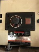 JET slow speed Wet sharpener