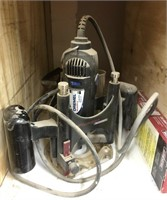 Multi-Pro Dremel with MilesCraft Plunger and