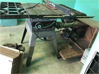 """Sears Craftsman Table Saw 10"""" belt driven, 3HP,"""