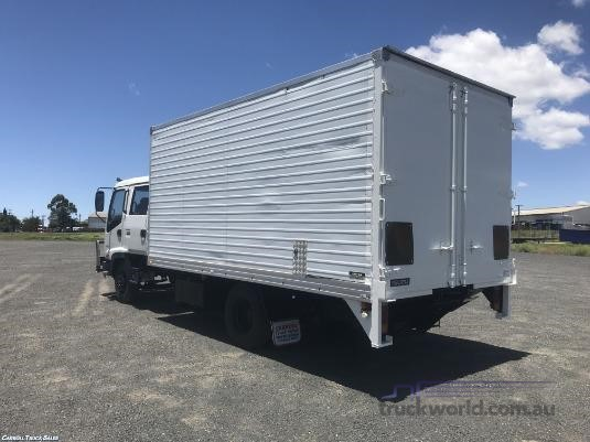 2000 Pantech 4900 Mm Carroll Truck Sales Queensland - Truck Bodies for Sale