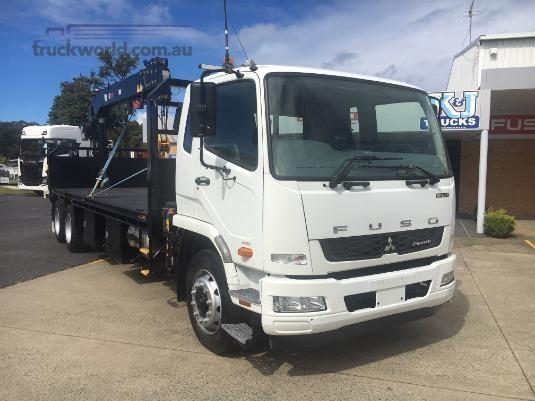 2013 Fuso Fighter 2427 - Trucks for Sale
