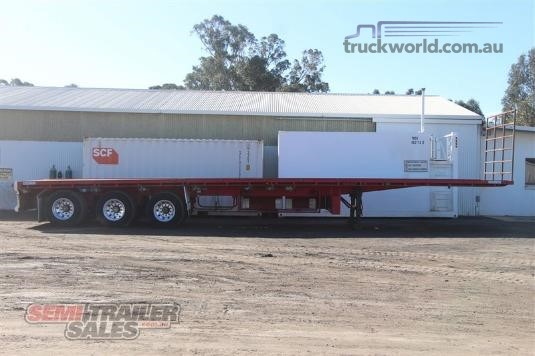 2004 Southern Cross Flat Top Trailer Trailers for Sale
