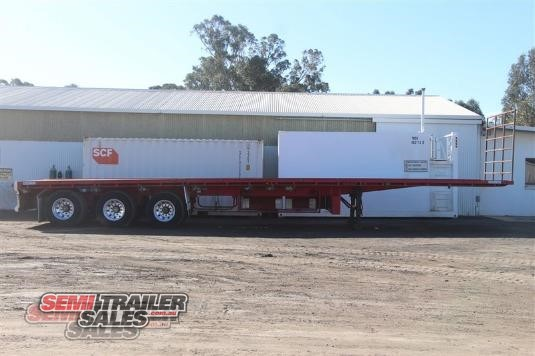 2004 Southern Cross Flat Top Trailer Semi Trailer Sales - Trailers for Sale