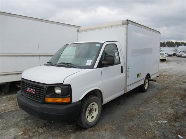 2012 gmc savana commercial cu for sale in fairburn georgia equipmentfacts com equipmentfacts com