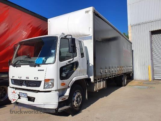 2016 Mitsubishi Fighter 1627 Trucks for Sale
