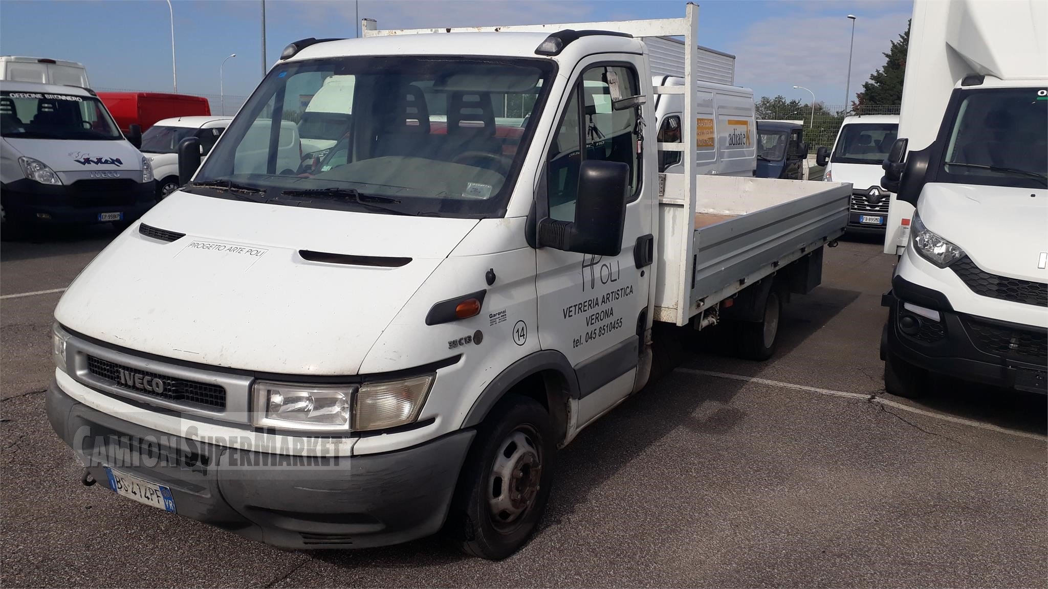 Iveco DAILY 35C13 #Used