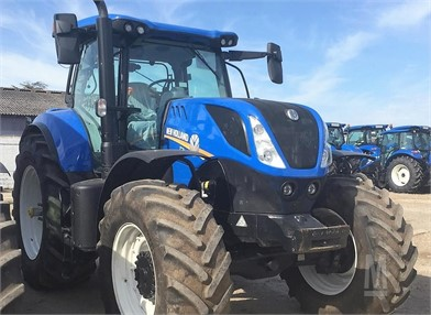 NEW HOLLAND T7 245 For Sale - 24 Listings | MarketBook co za - Page