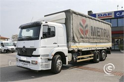 MERCEDES-BENZ ATEGO 2528  used