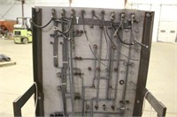 Vintage Elevator Electrical Switch Gear