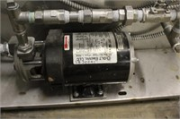 Electro-Steam Electric Boiler, 1/3 HP, 115V,