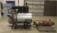 Reimers Electra Steam Boiler, Worked When Taken