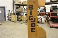 Big Joe Pallet Jack/Truck, Works Per Seller