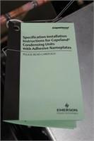 Copeland Condensing Unit DJAL-025Z-TFC-001