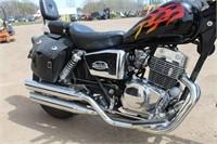 2005 Pagsta 250cc Motorcycle 5LYRW32505C007796
