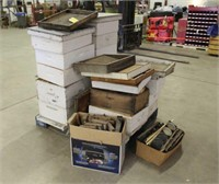 (2) Complete Bee Hives & Extra Parts