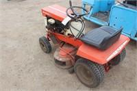 Simplicity 627 Riding Lawn Mower