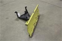 "John Deere 42"" Push Blade, Fits 200 Series"