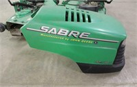 "Assorted Sabre Parts Including 42"" Deck, 46"" Deck"