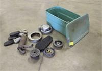Assorted Snowmobile Parts for Kawasaki 292cc