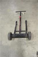 Ohio Steel Industries 2-Wheel Lawn Mower Lift