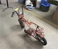 Vintage Mini Bike, No Motor