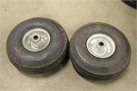 Trailer Tire 18.5x8.50-8 Unused, (2) 4.80-8 on