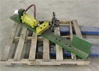 Log Splitter Hydraulic Cylinder w/Controls