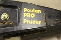 """Poulan Pro 8"""" Pole Pruning Saw, Starts & Runs"""