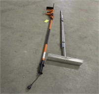 """DESA 12"""" Electric Extendable Pole Pruner 115V,"""