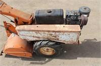 M M Tiller, Briggs & Stratton 8 HP 319cc, 19.44 Cu