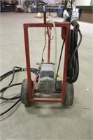 1.5HP Electric Pressure Washer w/Baldor Motor