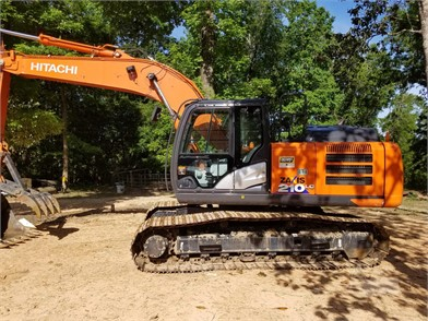 HITACHI ZX210 LC-5 For Sale - 29 Listings | MachineryTrader com
