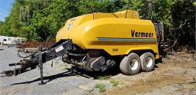 VERMEER Square Balers For Sale - 2 Listings | MarketBook ca - Page 1