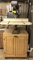 Craftsman 34? Radial Drill Press with cabinet